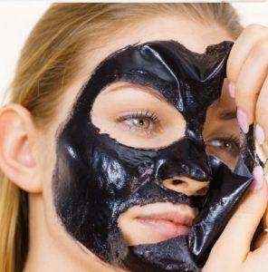 שיטות שונות להסרת שחור מהפנים